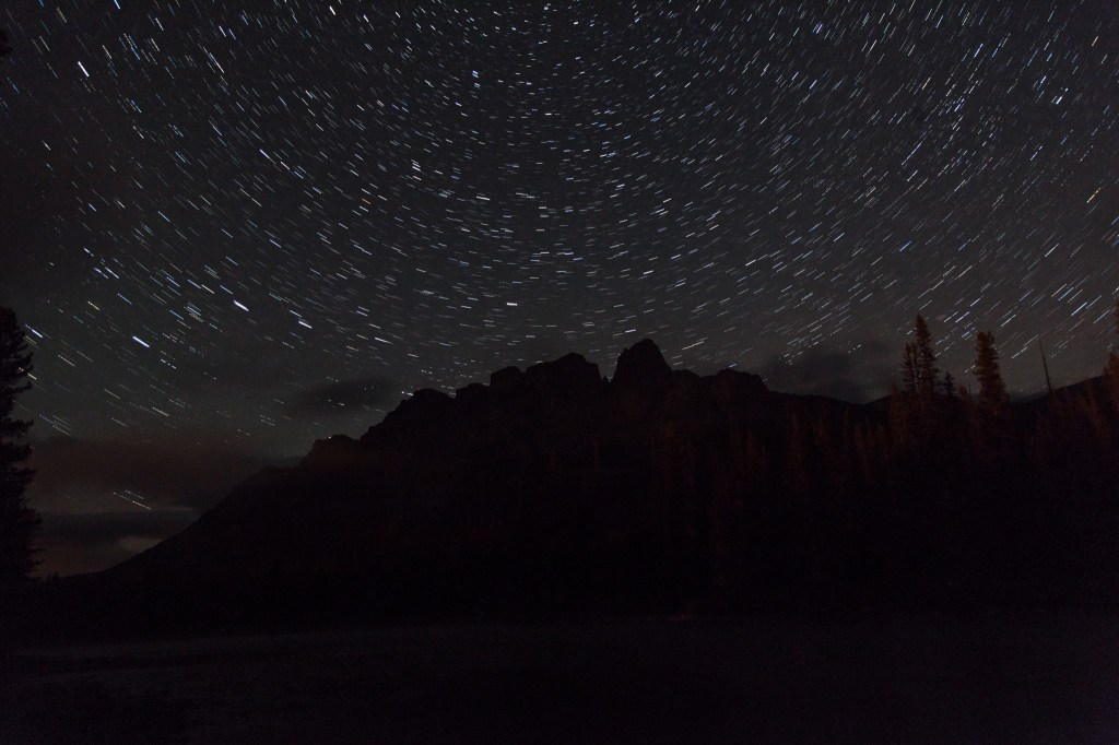 Castle Mountain Stars 01